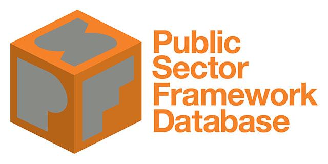 Public Sector Framework Database Logo
